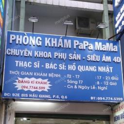 Phòng khám Papa Mama