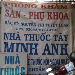 Phòng khám sản phụ khoa - BS.CKI. Nguyễn Thị Tuyết Loan
