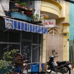 Phòng khám sản phụ khoa - BS. Điền Đức Thiện Minh