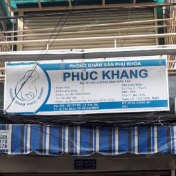 Phòng khám Sản phụ khoa Phúc Khang