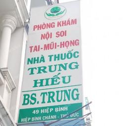 PHÒNG KHÁM NỘI SOI TAI MŨI HỌNG