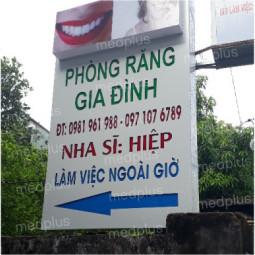 PHÒNG RĂNG GIA ĐÌNH