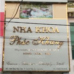 NHA KHOA PHÚC KHANG