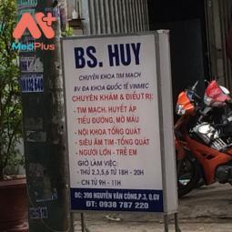 PHÒNG KHÁM TIM MẠCH - BS HUY