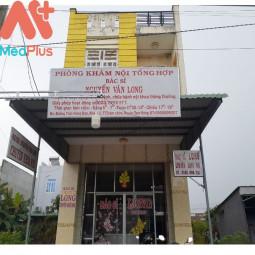 Phòng Khám Nội Tổng Hợp - BS Nguyễn Văn Long