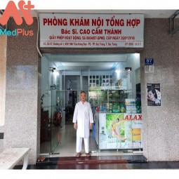 Phòng Khám Nội Tổng Hợp -BS.CKI Cao Cẩm Thành