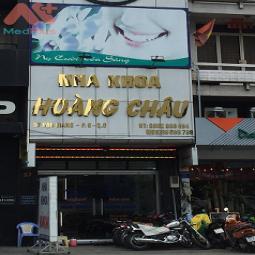 NHA KHOA HOÀNG CHÂU