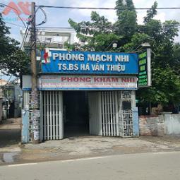 PHÒNG MẠCH NHI - TS BS. Hà Văn Thiệu