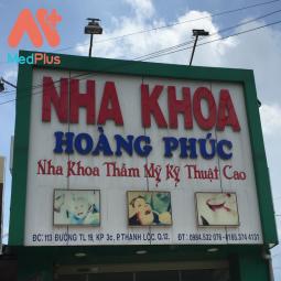 NHA KHOA HOÀNG PHÚC