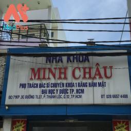 NHA KHOA MINH CHÂU