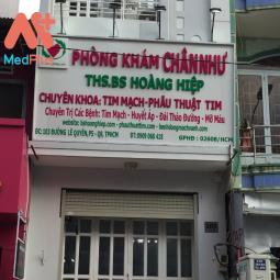 PHÒNG KHÁM CHÂN NHƯ