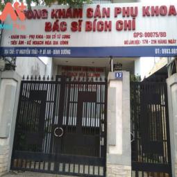Phòng khám sản phụ khoa bác sĩ Bích Chi