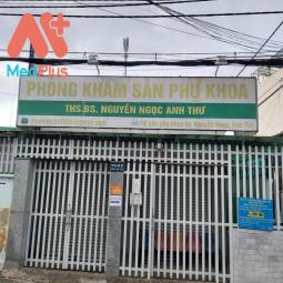 PHÒNG KHÁM SẢN PHỤ KHOA  THS.BS NGUYỄN NGỌC ANH THƯ