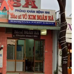 Phòng khám Nhi khoa - BS.CKI Võ Kim Ngân Hà