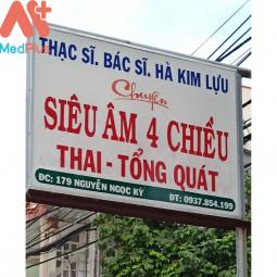 Phòng khám siêu âm - Th.S BS Hà Thị Kim Lựu
