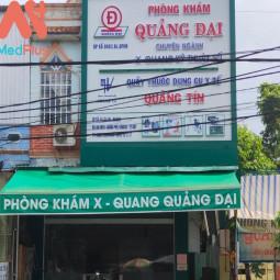 Phòng khám X -quang Quảng Đại