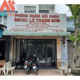 Phòng khám Nội khoa BSCKI. Lê Thanh Sơn