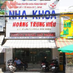 NHA KHOA HOÀNG TRUNG HIẾU