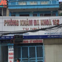 PHÒNG KHÁM ĐA KHOA 162 TƯ NHÂN