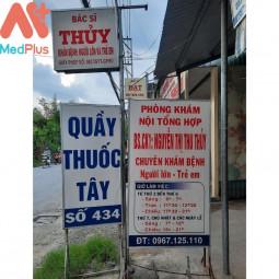 Phòng khám Nội tổng hợp - BS Nguyễn Thị Thu Thủy