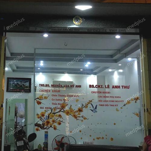 Phòng khám Cơ xương khớp và Chấn thương chỉnh hình - ThS.BS. Nguyễn Văn Mỹ Anh
