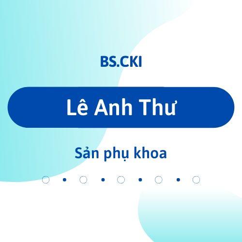 Lê Anh Thư