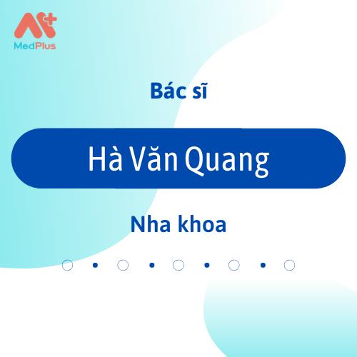 Hà Văn Quang