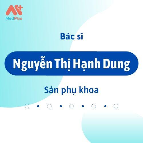 Nguyễn Thị Hạnh Dung