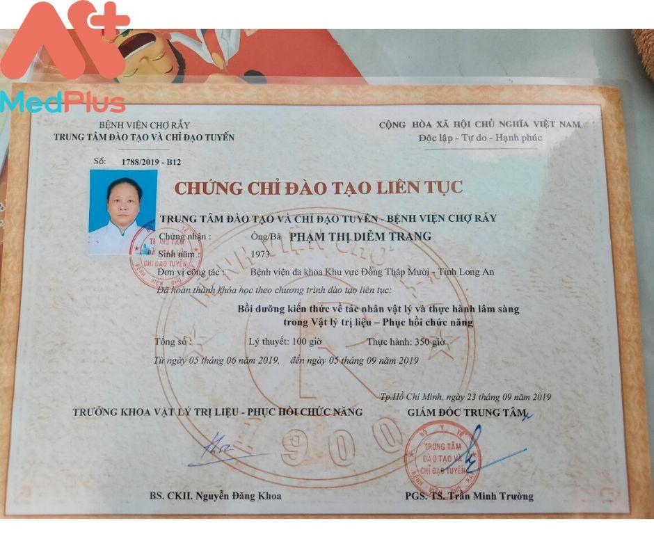 Phạm Thị Diễm Trang