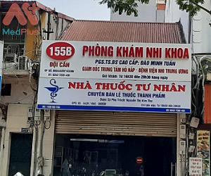 PHÒNG KHÁM NHI KHOA - PGS ThS BS. ĐÀO MINH TUẤN